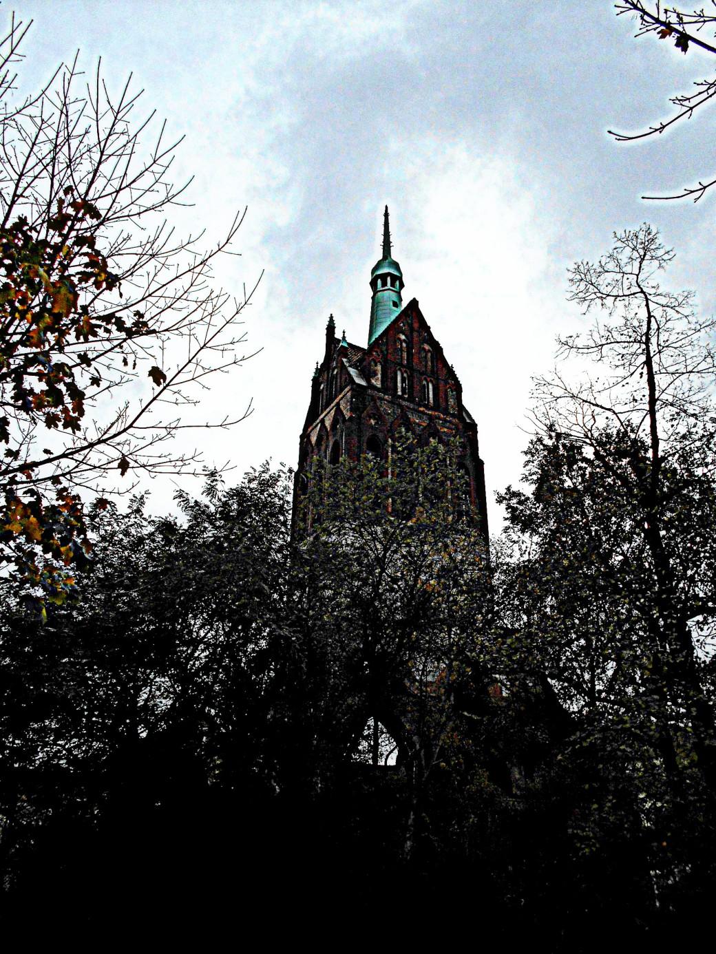 Kirchenspitze