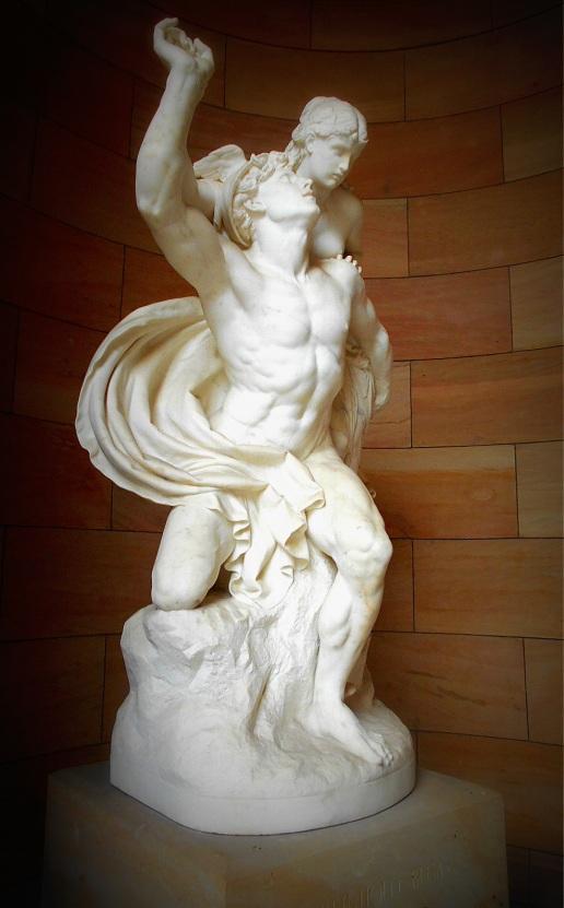 Skulpturen weiss